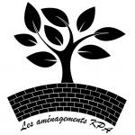 Logo de Les aménagements KPA à Beloeil sur la Rive Sud de Montréal